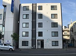 A BOND豊平[4階]の外観