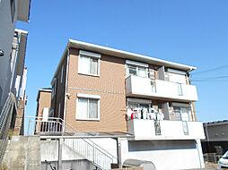大阪府堺市南区原山台5丁の賃貸アパートの外観