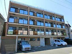 北海道札幌市東区北三十条東14の賃貸マンションの外観
