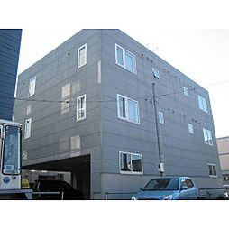 北口マンション3号館[302号室]の外観