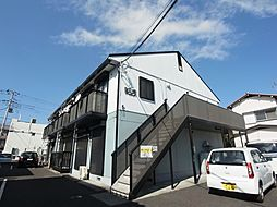 神奈川県座間市相武台1丁目の賃貸アパートの外観