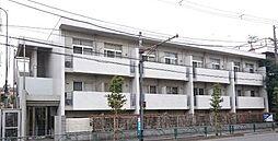 東京都西東京市北原町1丁目の賃貸マンションの外観