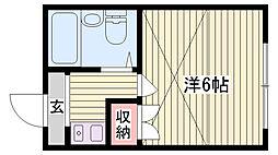 西飾磨駅 3.3万円