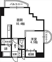 白石駅 3.5万円