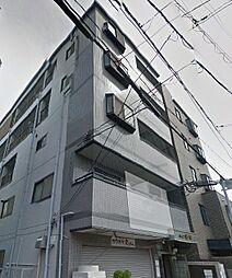 大阪府大阪市東住吉区駒川1丁目の賃貸マンションの外観