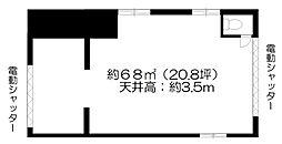 JR常磐線 亀有駅 徒歩12分の賃貸倉庫