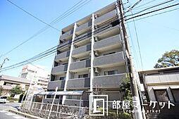 愛知県豊田市若宮町3丁目の賃貸マンションの外観