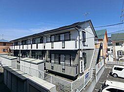 ワーズワース B棟[2階]の外観