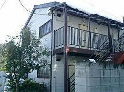 千葉県市川市菅野6丁目の賃貸アパートの外観
