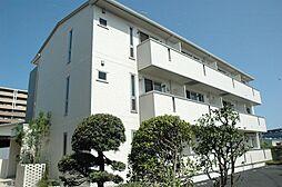 大阪府茨木市沢良宜西4丁目の賃貸マンションの外観