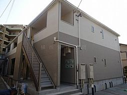 シュガーハイム[2階]の外観