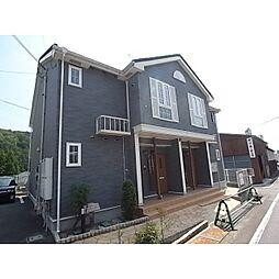奈良県吉野郡大淀町桧垣本の賃貸アパートの外観