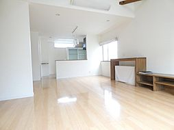 宇都宮市東峰町 区画整理地内 既存住宅 4LDKの居間