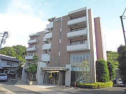 神奈川県川崎市多摩区東生田1丁目の賃貸マンションの外観
