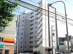 北海道札幌市中央区大通東8丁目の賃貸マンションの外観
