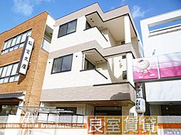 愛知県名古屋市南区鳥栖1丁目の賃貸マンションの外観