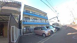大阪府東大阪市永和3丁目の賃貸マンションの外観