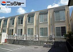 クレストコート[1階]の外観