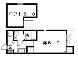 今川駅 5.2万円