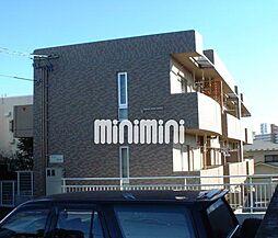 宮城県仙台市若林区石名坂の賃貸マンションの外観
