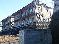 浜田ハイツ B棟[2階]の外観
