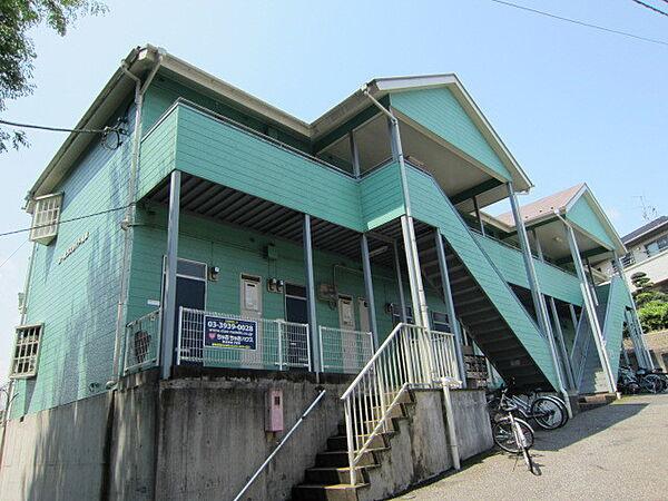 コーポラスカイトA 2階の賃貸【東京都 / 板橋区】