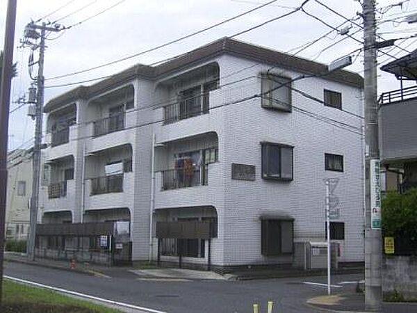 メゾンシャルマン 3階の賃貸【東京都 / 羽村市】