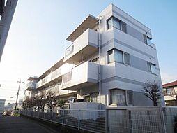 埼玉県さいたま市中央区大戸1丁目の賃貸マンションの外観