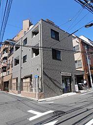 東京都新宿区喜久井町の賃貸マンションの外観