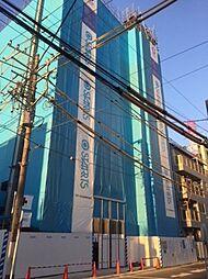 神奈川県川崎市川崎区池田1丁目の賃貸マンションの外観