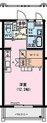 (仮称)延岡・野田町マンション[102号室]の間取り