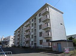兵庫県姫路市網干区余子浜の賃貸マンションの外観