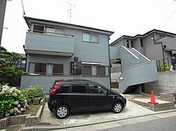 ローズハイツ尾崎[202号室]の外観