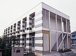 埼玉県さいたま市岩槻区南平野4丁目の賃貸アパートの外観