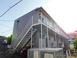 サンハウス馬込沢[202号室]の外観