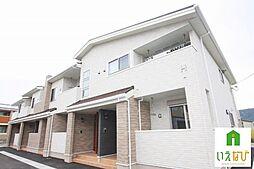 香川県高松市春日町の賃貸アパートの外観