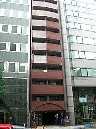 アヴァンセドミール[2階]の外観