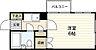 間取り,1K,面積16m2,賃料2.7万円,広島電鉄6系統 舟入南駅 徒歩3分,広島電鉄6系統 江波駅 徒歩8分,広島県広島市中区舟入南4丁目