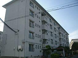 浅香山住宅11棟[5階]の外観