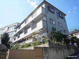 兵庫県宝塚市売布3丁目の賃貸マンションの外観