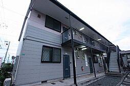 広島県福山市新涯町4丁目の賃貸アパートの外観