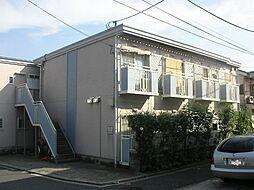 コーポモリサキB棟[2階]の外観