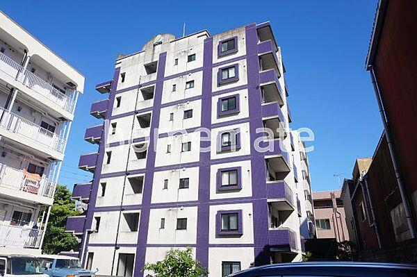 熊本県熊本市中央区白山3丁目の賃貸マンション
