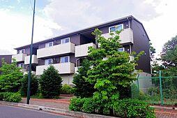 クローカスNIIZA A棟[3階]の外観
