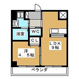 articles[2階]の間取り