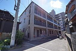 香川県高松市観光町の賃貸アパートの外観