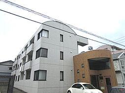 宮城県仙台市青葉区上杉4丁目の賃貸マンションの外観