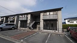 三洋タウン本城 B棟[201号室]の外観