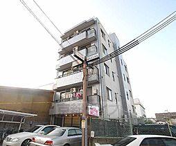 京都府京都市南区上鳥羽苗代町の賃貸マンションの外観