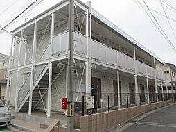 リブリ・横浜西[2階]の外観